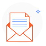 email support icon envelope