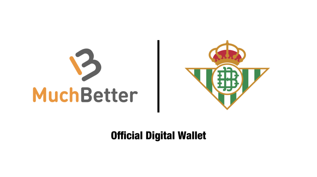 MuchBetter has entered into a 3-year sponsorship with Spanish Club, Real BetisBalompi